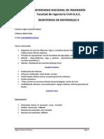 Lineas de Influencia Rm2