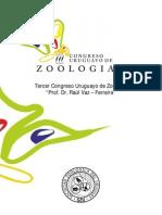 Resumenes III Congreso Uruguayo de Zoología