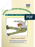 Safety Through Measurement