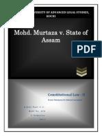 Mohd. Murtaza v. State of Assam