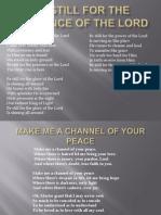 Hymn Prac Words