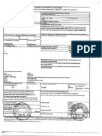 Multimodal Dangerous Goods Form