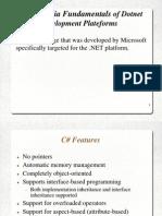 SynapseIndia Fundamentals of Dotnet Development Plateforms