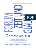 Programmfolder Winter 2015