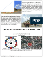 Islamic Architecture 7 Principles and Diversifying Factor