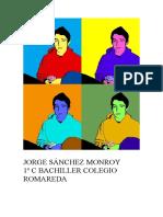 JORGE SÁNCHEZ MONROY