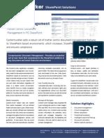 Contentworker Document Management
