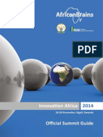 Innovation Africa 2014 Summit Guide