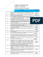 Evaluación ISO 17025