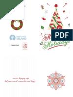 Christmas Card Example