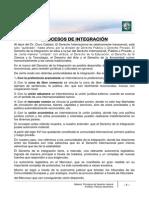 Lectura 42 - Procesos de Integragración