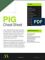 Mortar Pig Cheat Sheet