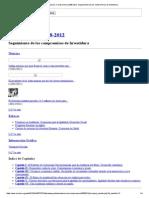 Junta de Andalucía. Compromisos 2008-2012. Seguimiento de Los Compromisos de Investidura (30 de Enero)