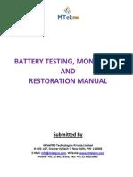 Battery Testing Manual New Logo