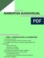 Narrativa Audiovisual. Estrategias y recursos