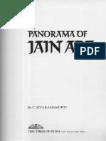 South India Panorama of Jain Art