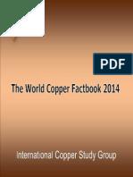 Copper Production Statistics 2014