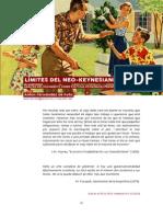 Antón Fernández de Rota - Límites Del Neokeynesianismo