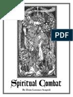 Spiritual Comba//'t Scupoli