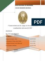 CURVAS CARACTERISTICAS DE MCI