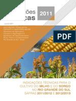 indicacoes Tecnicas Milho e Sorgo 2011 (1)