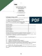 05005099 Guía de Lectura Para Saussure