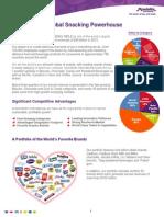 Mondelez Intl Fact Sheet