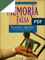 Memoria Falsa