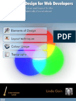 Design for Web Developers - Colour and Layout for the Artist