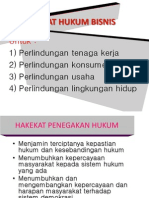 Manfaat Hukum Bisnis