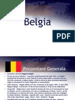 Situatia economica a Belgiei