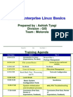 Redhat Linux Basics