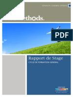 Rapport de Stage Webmethods