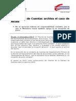 TRIBUNAL DE CUENTAS archivo expediente Alcalá.doc