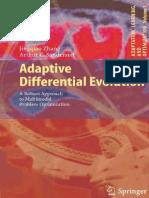 [Jingqiao Zhang, Arthur C. Sanderson] Adaptive Dif