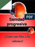 Milagros de Jesus IV Sanidad Progresiva IBE Callao