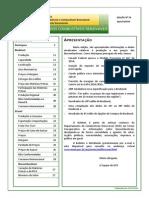 Boletim DCR Nº 079 - Agosto de 2014
