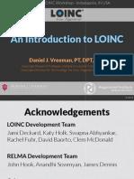 2014 12 03 - LOINC Introduction