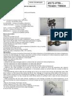 Notice Turbo PSA 1,4 1,6 HDI