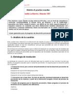 Supuesto Practico Castilla La Mancha 1997