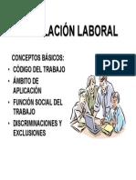 LEGISLACION LABORAL Chilena