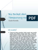 Bio briket dari tempurung kelapa.pptx