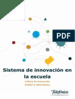 1p-Sistema de Innovación en La Escuela