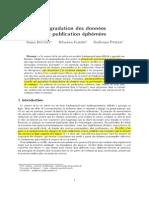 Dégradation Des Données Par Publication Éphémère [Bouget, Piolle]