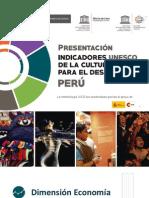 Indicadores UNESCO para el Desarrollo en Perú (IUCD)