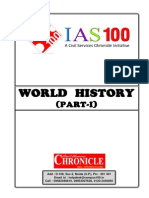 Chronicle World History Part 1