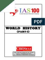 Chronicle World History Part 1