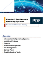 Chapter 5 Fundamental Operating Systems