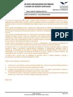 20140914061245-Gabarito Justificado - Direito Administrativo