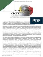 Artigo Atalhos Batidos - A Emigração Nortenha Para o Brasil